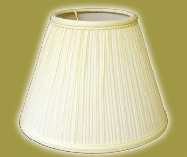 Pleated Hardback Uno Lamp Shade Cream Or White 5 X10 X8 6 X12 X9 Uno Lamp Shades Pleated Lamp Shades Lamp