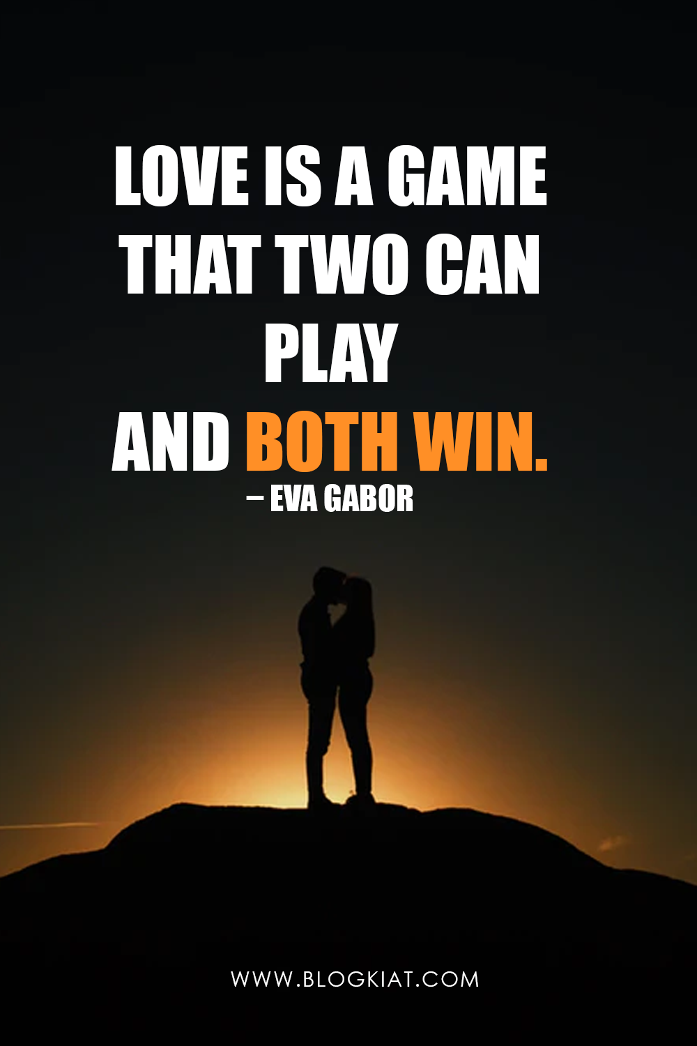 6 Short Love Quotes For Her & Him - Blogkiat in 6  Love