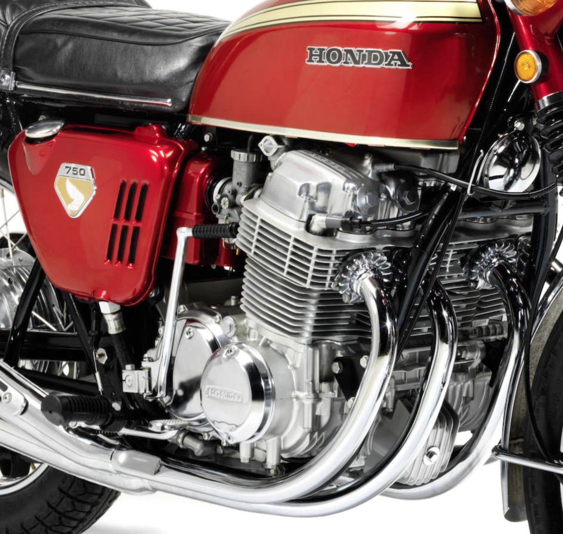 Original Honda CB750 Press Bike Honda cb750, Honda, Cb750
