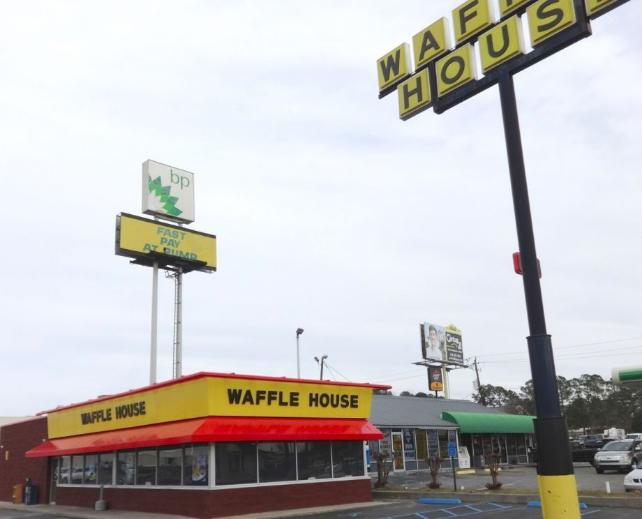 Why Your City S Waffle Shop Parking Lot May Soon Look Like The Post Office At Christmas Next City Waffle Shop Big Ticket Item Post Office