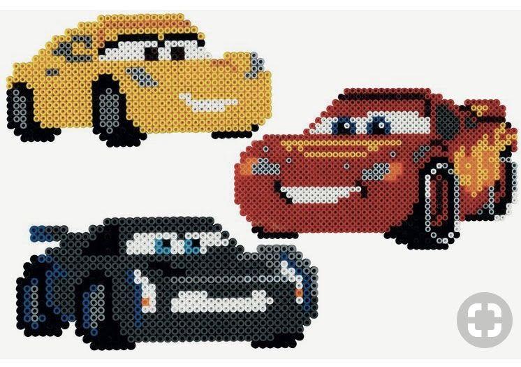 Bugelperlen Vorlagen Von Cars Zum Herunterladen Und Ausdrucken