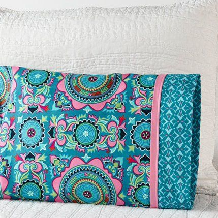 sewing pillow cases pillowcase pattern