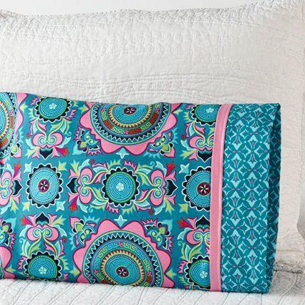 2nd Quarter 2016 One Million Pillowcase Featured Fabrics Pillow Cases Diy Pillow Cases Tutorials Pillowcase Pattern