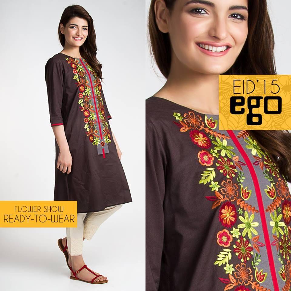 Shirt design girl 2016 - Ego Latest Cool Designer Shirts Eid Formal Collection 2015 2016 30
