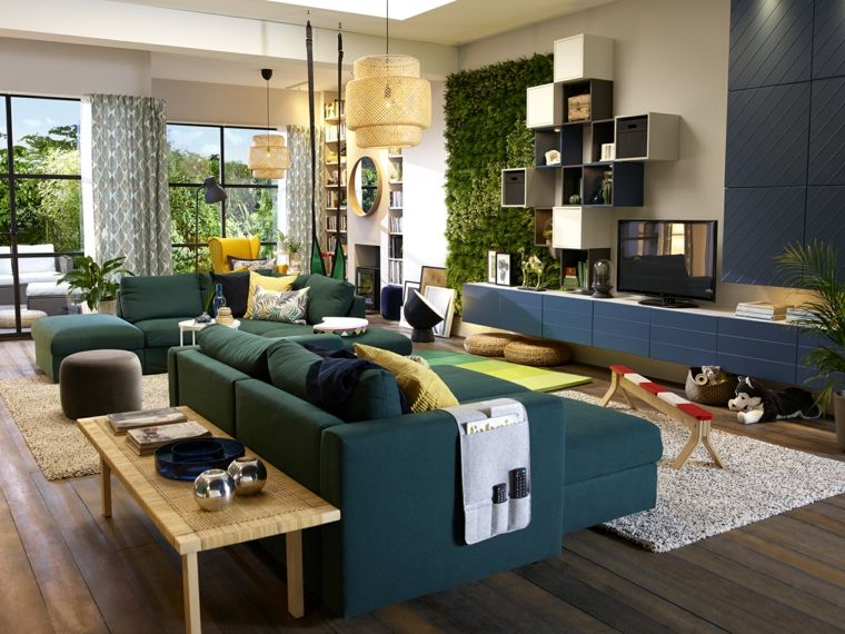 Credenza Salotto Ikea : Mobili da salotto ikea idee rinfrescanti che ti ispireranno