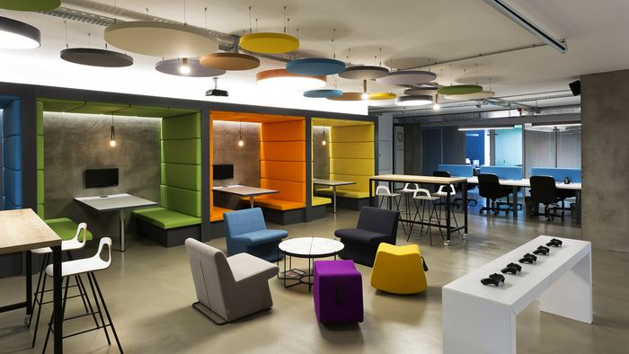 office tour gri creative offices istanbul creative on best office colors for productivity id=83596
