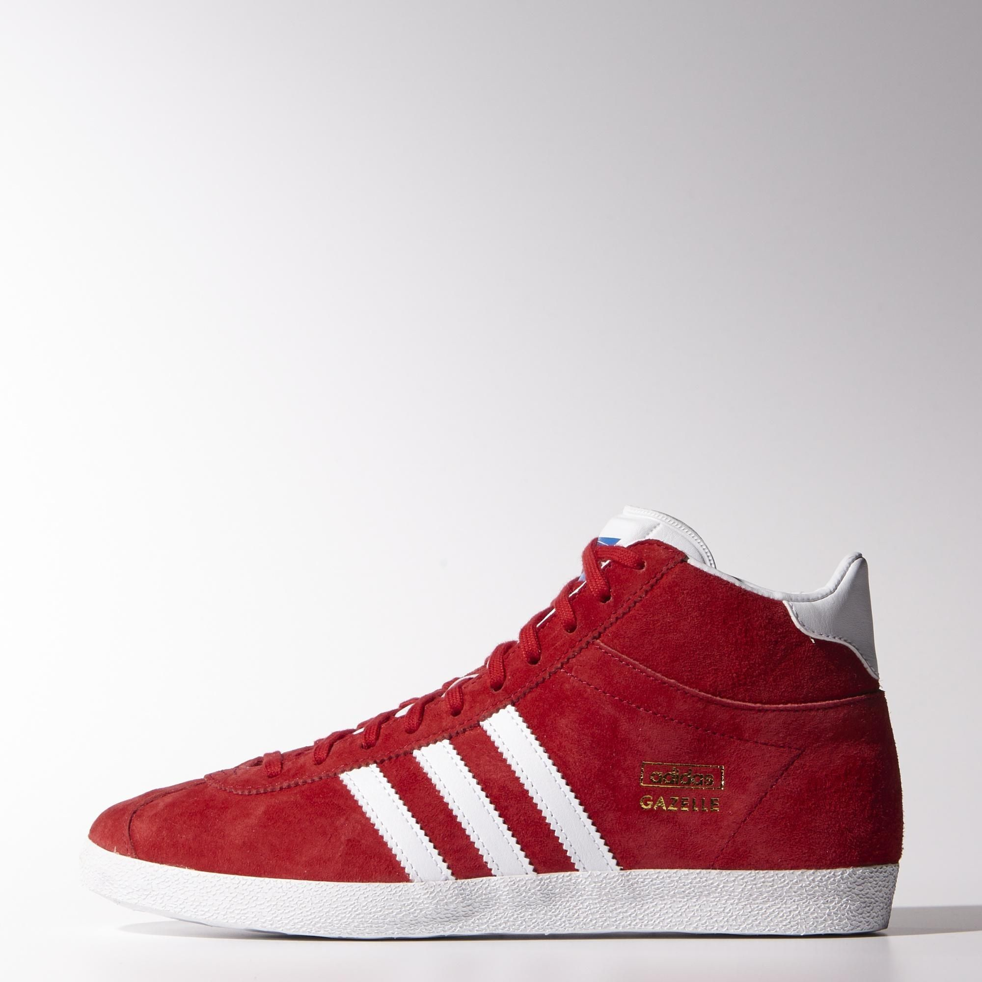 détaillant en ligne 79fb7 89de8 adidas Gazelle OG Mid Shoes | adidas UK | Shoes | Adidas ...