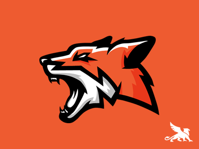 Pin by Chris Basten on Foxes Logos | Fox logo, Logos, Sports