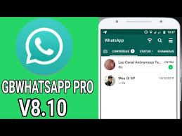Download GBwhatsApp Pro Apk Latest Version v8.50 (Official ...