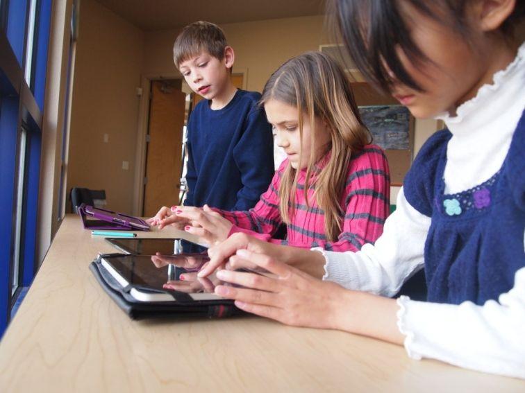 dispositivos móviles en el aula
