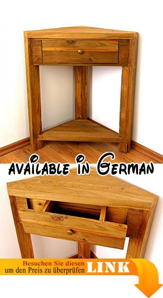 Asiatische Möbel b01h8txx04 teakholz eckschrank aus java eckregal aus recyceltem
