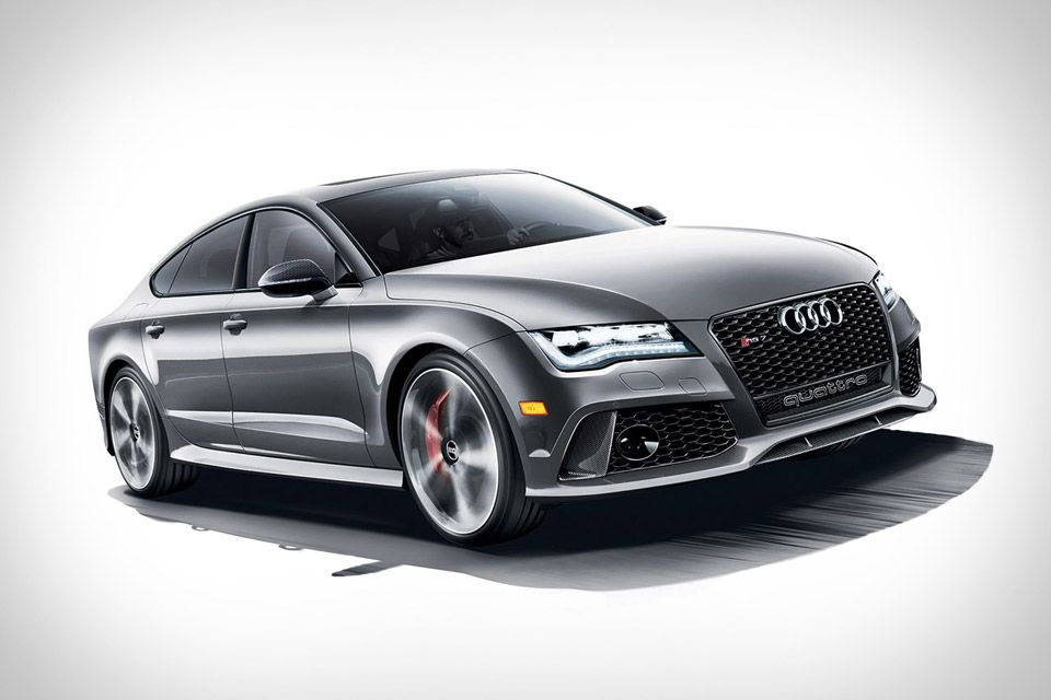 Audi Rs7 0-60 >> Audi Rs7 Dynamic Edition Powered By The Same Twin Turbo
