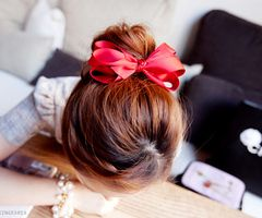 Bows are so classy!