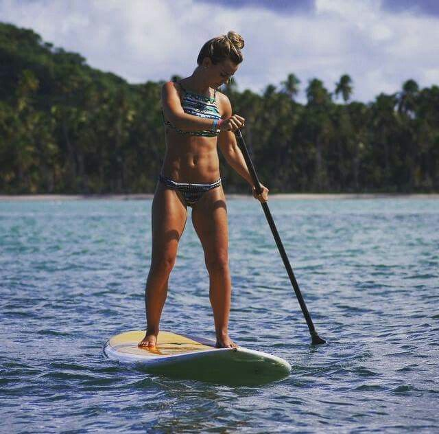 Body Inspo Wouldn T Mind A Little Paddle Boarding Too Daisy Duke Workout Fitness Motivation Fitness Inspo