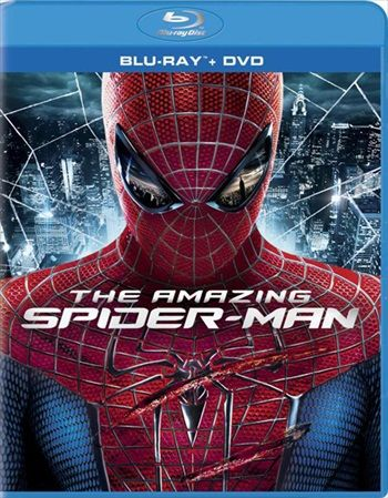 The Amazing Spider-Man 2012 Dual Audio Hindi 720p BluRay 1GB