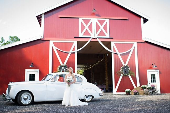 Tringali Barn Weddings Jacksonville Wedding Venue St ...