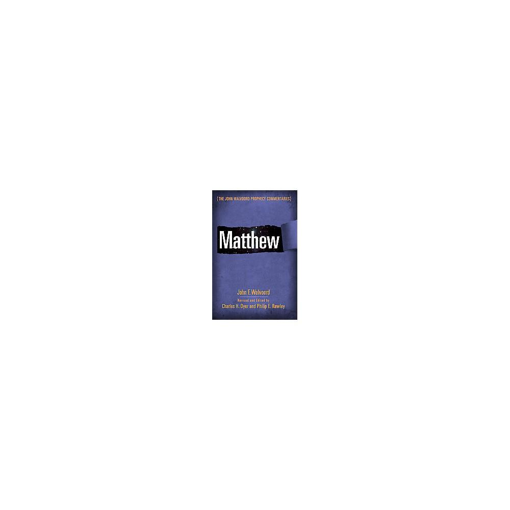 Matthew (Revised) (Hardcover)