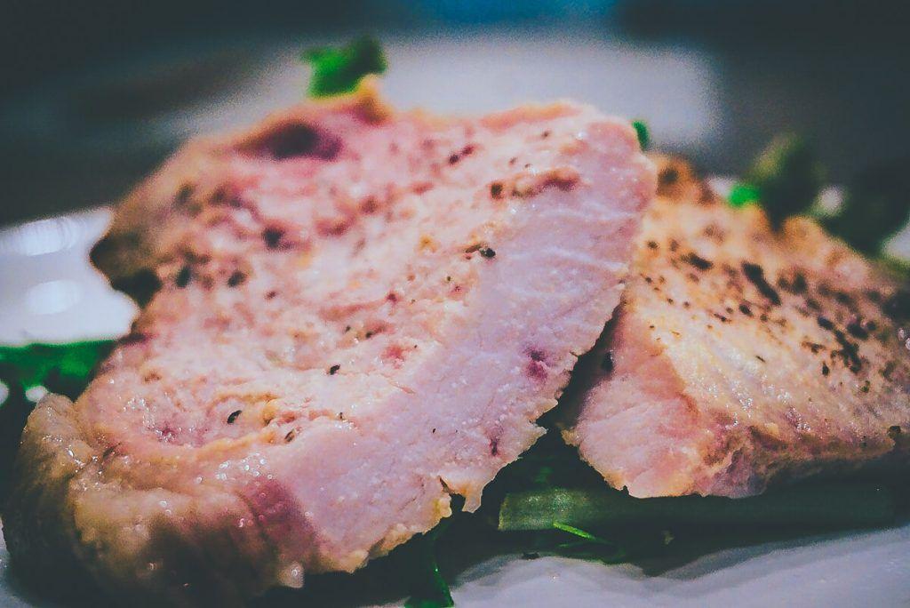調理 低温 豚 ロース