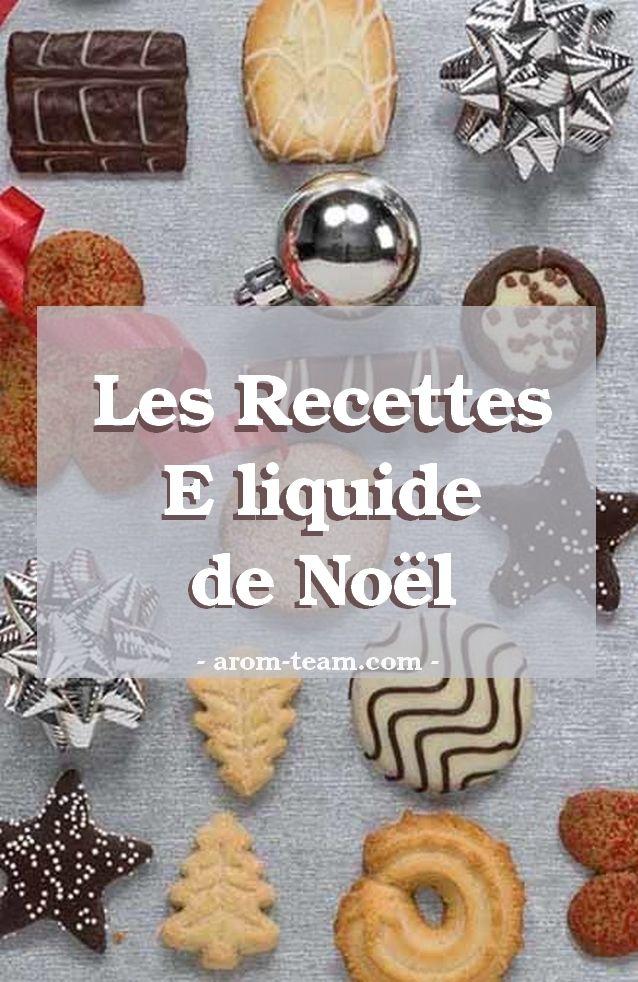 Les Recettes E liquide DiY des Fêtes Recette, Recette jus