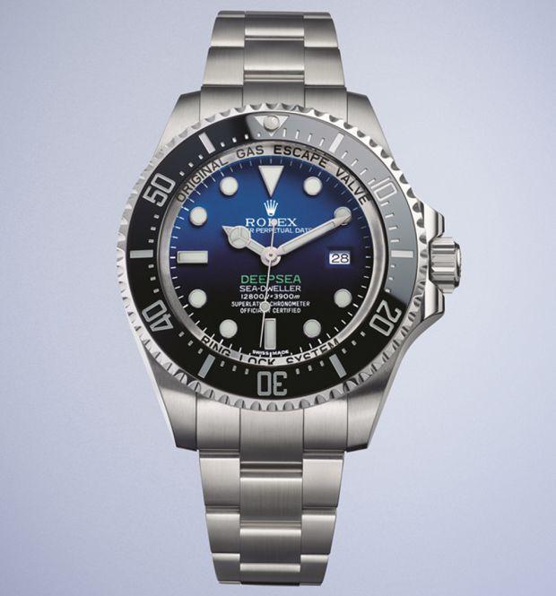 Sea Des Guide Blue D MontresWatches Le Deep Nouvelle Rolex yNOw0vm8n
