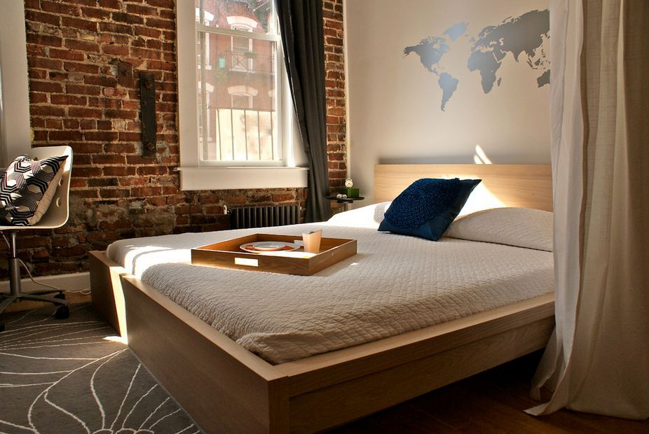 exposed brick walls: good or bad experiences? | bricks, brick wall