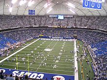 Rca Dome Wikipedia The Free Encyclopedia Indianapolis Colts Football Nfl Stadiums Colts Football