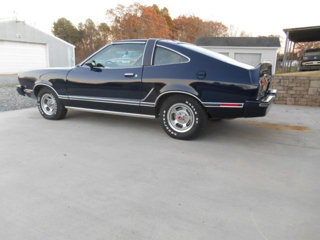 1978 Ford Mustang T-Top For Sale