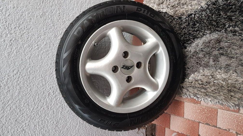 Felgi Alufelgi Oez Rozmiar 13 Kola Opony Letnie 155 70 R13 4x100 Car Wheel Wheel Vehicles