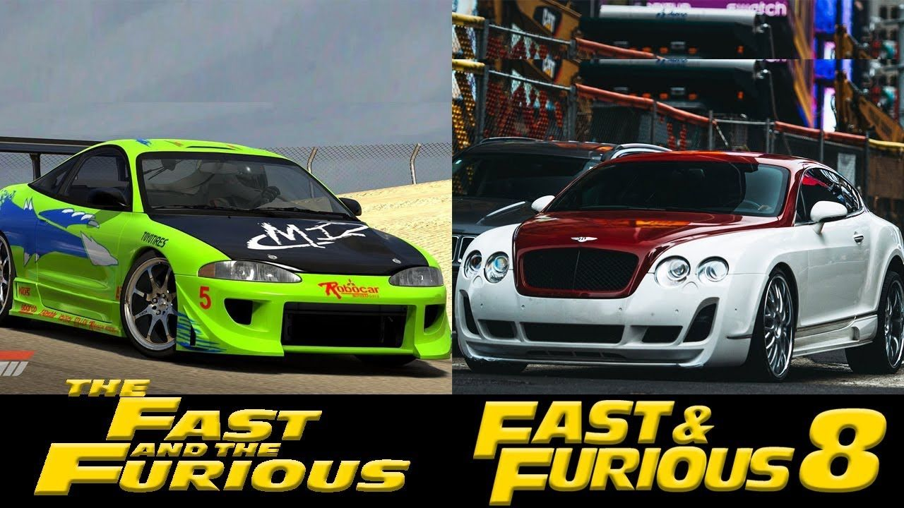 Fast And Furious All Cars Http Www Strictlyforeign Biz Index
