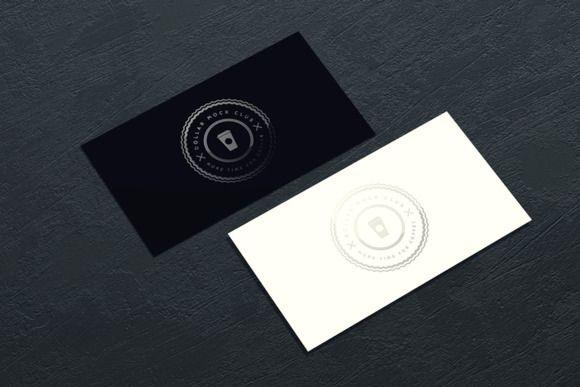 Spot Uv Business Card Mockup Business Card Mock Up Spot Uv Business Cards Business Cards Mockup Psd