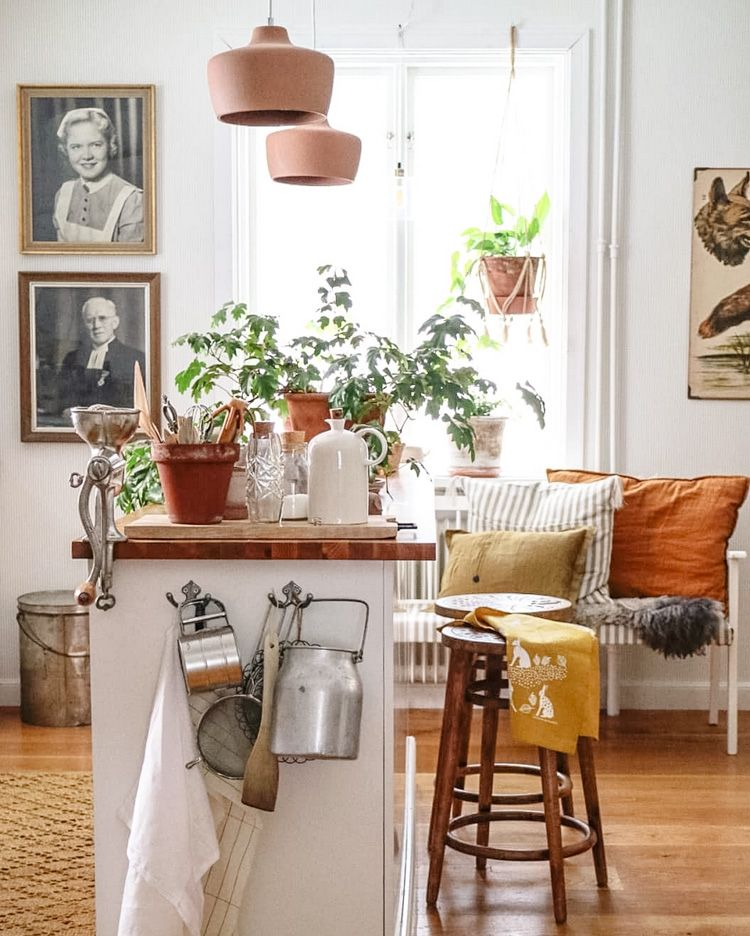 My Scandinavian Home Old Meets New In A Charming Swedish Country