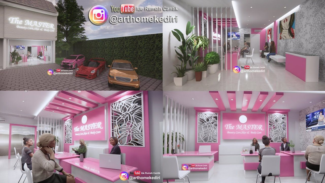 Interior Office Beauty Care Skin Body Care The Master Interior The Master Desain Interior