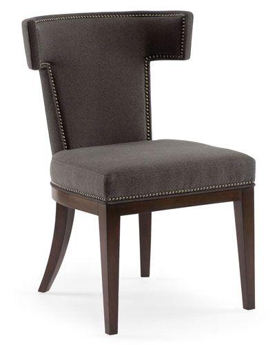 Bernhardt Mercer Dining Chair 339-562 •Assigned Fabric