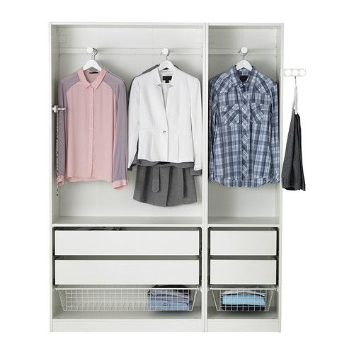 PAX Gardrób IKEA 10 ÉV GARANCIA. A garancia feltételeiről