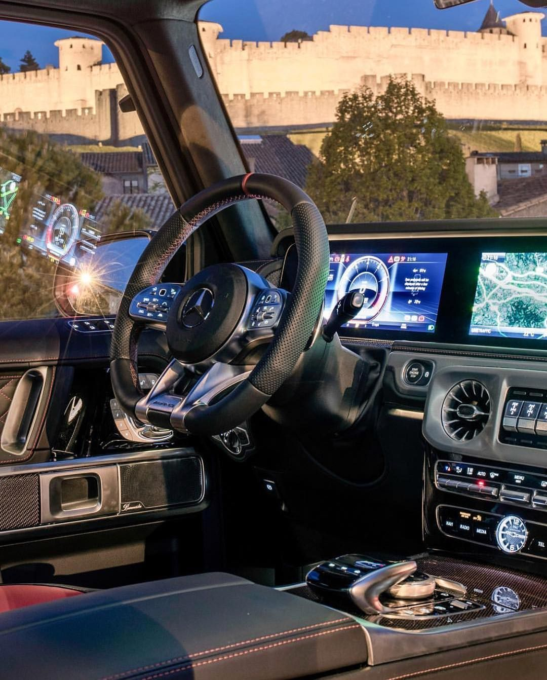 G63 Amg Interior Phot Bertone Groupon Com Money Send To