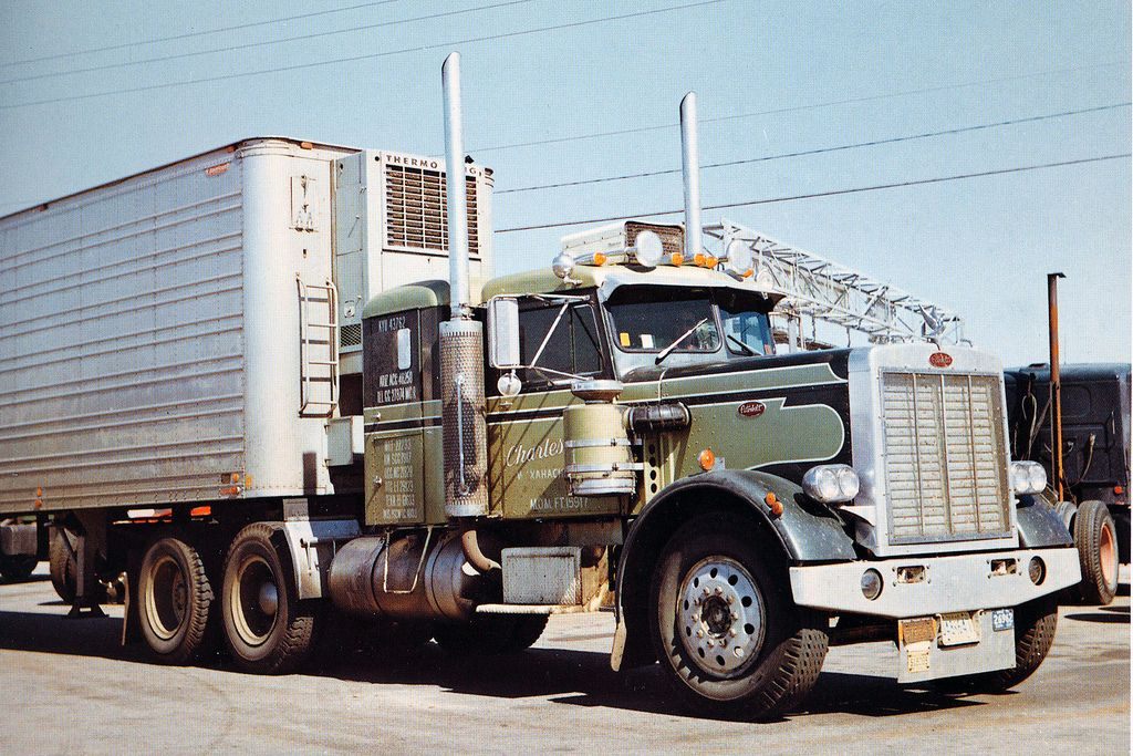 Peterbilt 359 from late 60s trucks and truck tractors class 8 peterbilt 359 from late 60s publicscrutiny Images