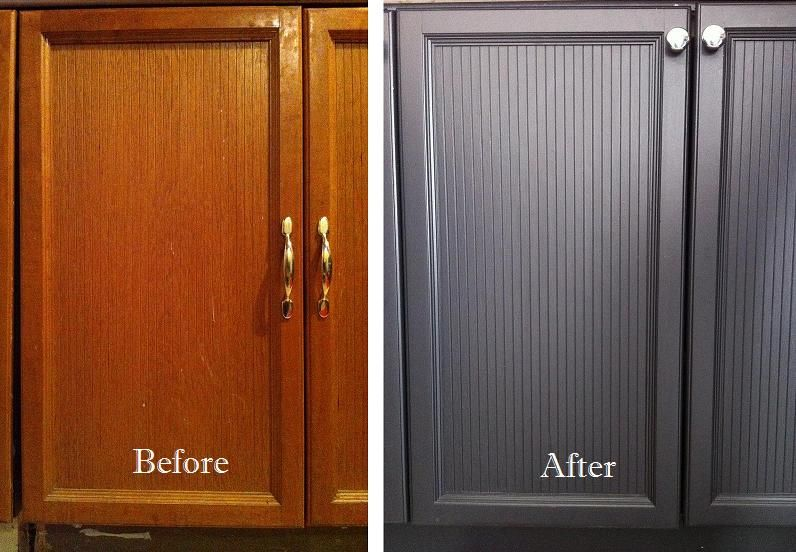 exceptional how to paint cupboard doors images