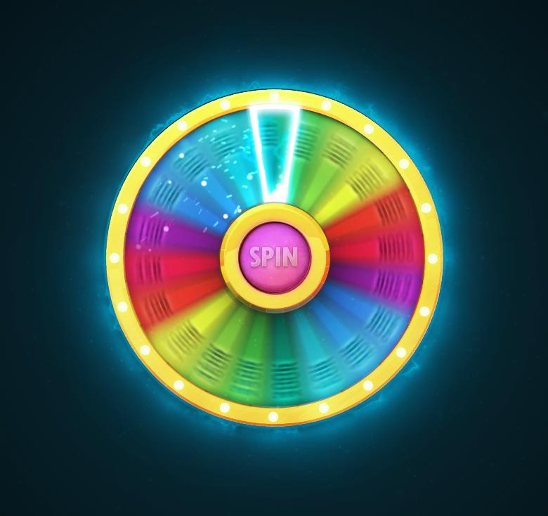 """다음 @Behance 프로젝트 확인: """"Wheel of Fortune"""" https://www.behance.net/gallery/35361099/Wheel-of-Fortune"""