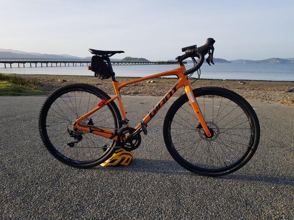 Giant Gravel Advanced In 2020 Bike Culture Commuter Bike City Bike