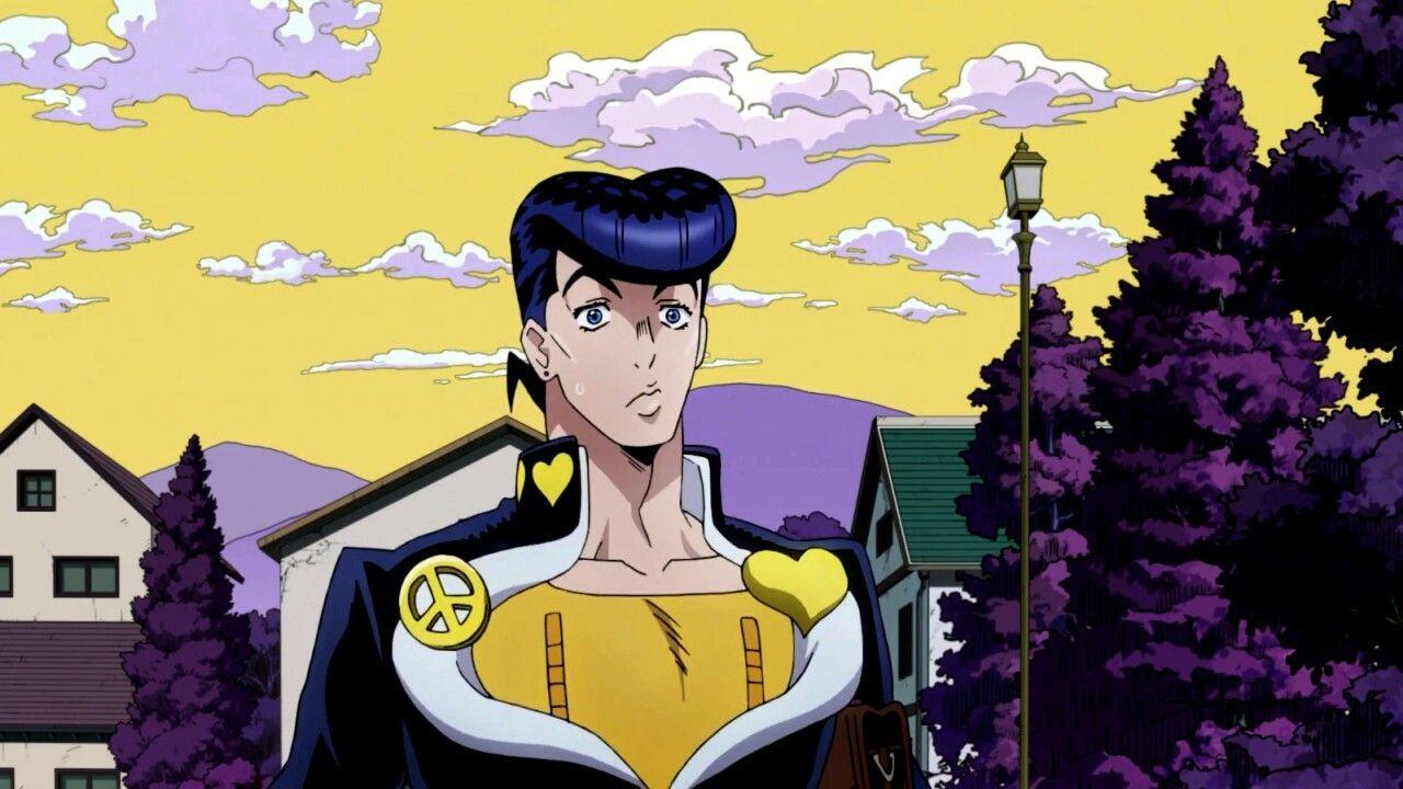 Anime Manga Jojo S Bizarre Adventure Joseph Joestar Jjba Josuke Higashikata Jojo No Kimyou Na Bouken Si Jojo Bizarre Jojo S Bizarre Adventure Anime