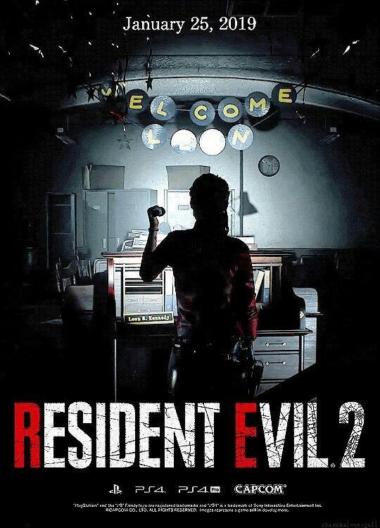 Resident Evil 2 Remake Residentevil Residentevil2 バイオハザード2 Capcom Ps4 Games Resident Evil 1 Remake Resident Evil Game Resident Evil