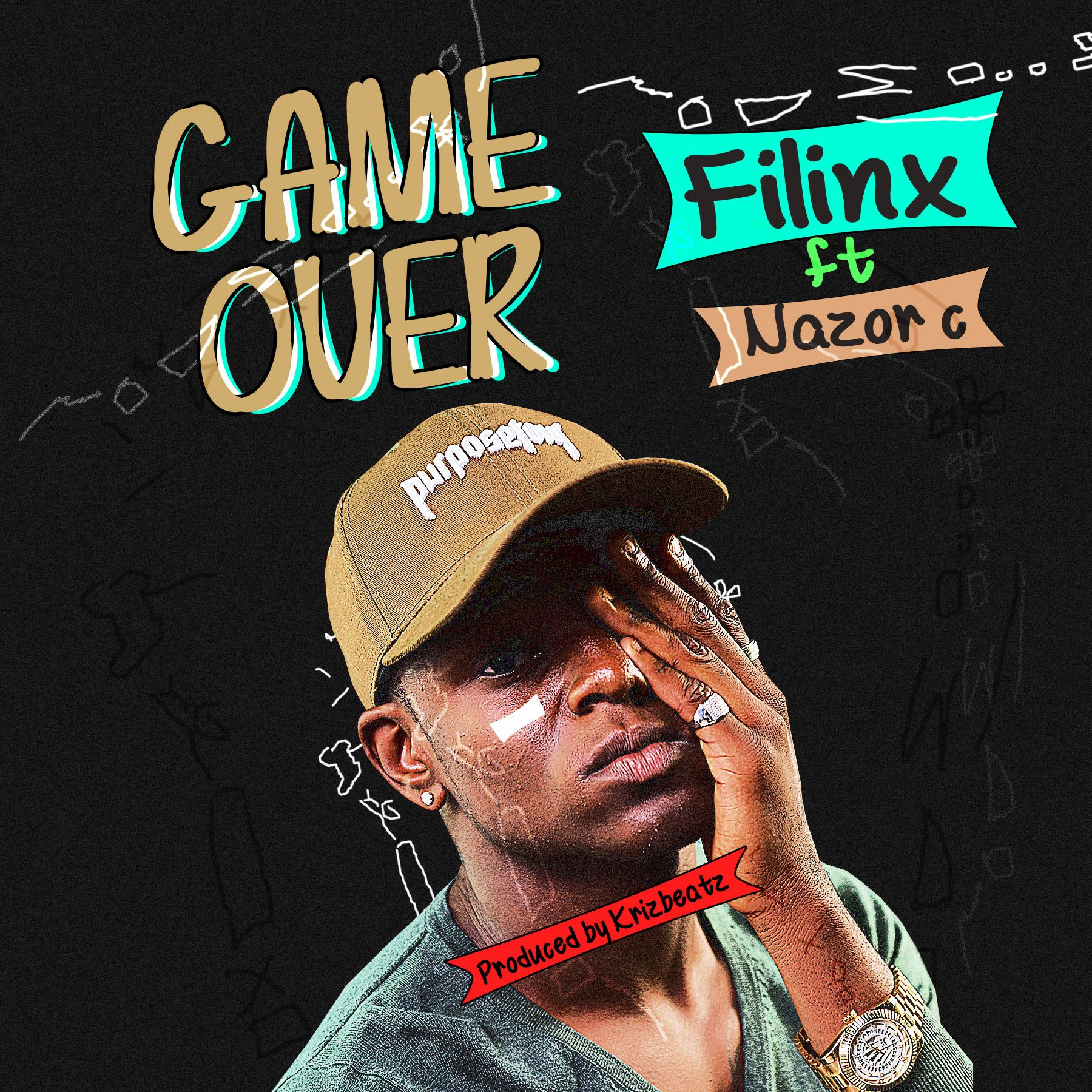 Game Over – Filinx Ft Nazor C (prod  by krizbeatz) Real name