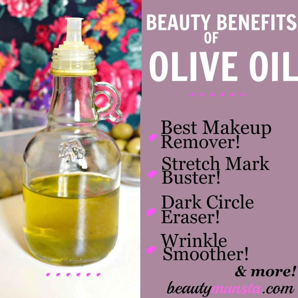 20 Beauty Benefits of Olive Oil for Skin, Hair & More