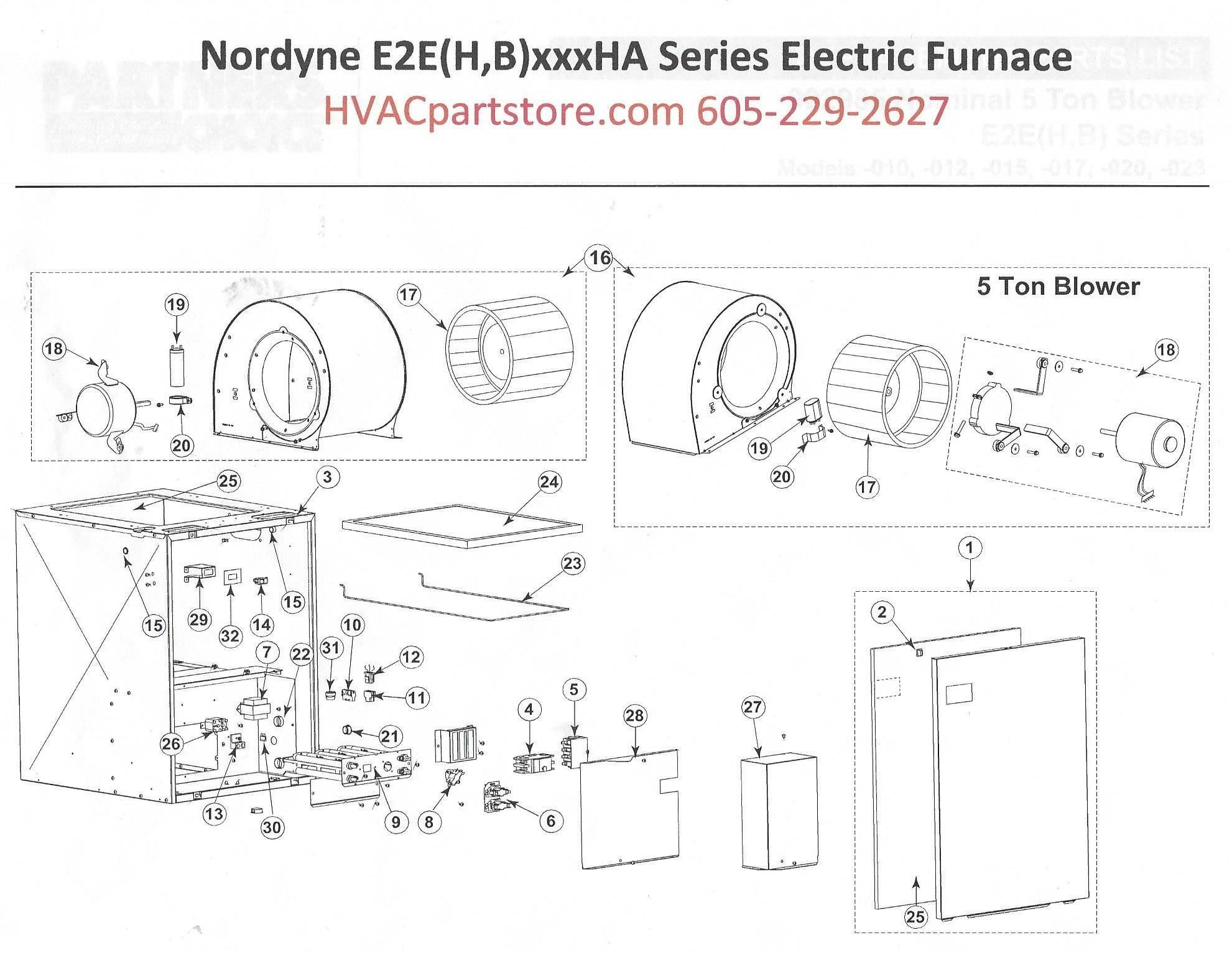 Nordyne Electric Furnace Wiring Diagram from i.pinimg.com