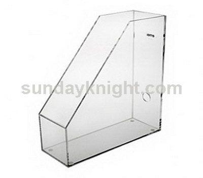 A4 acrylic brochure holder SKBH-011