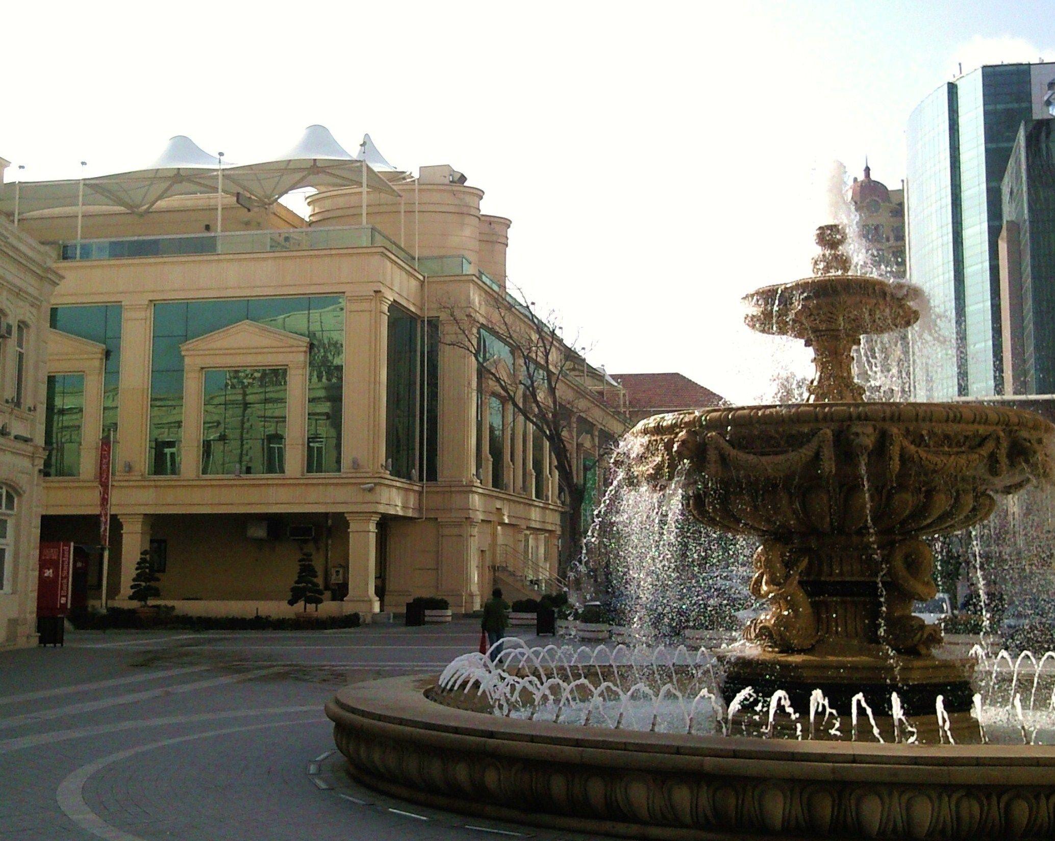 Nargiz Trade Center Baku Azerbaijan Baku Azerbaijan Baku Azerbaijan