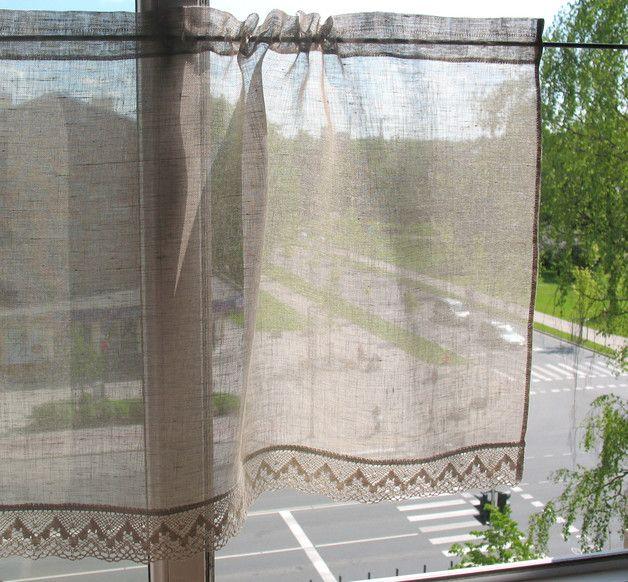 leinen gardinen great von siehe mehr with leinen gardinen best leinen gardinen weiss landhaus. Black Bedroom Furniture Sets. Home Design Ideas