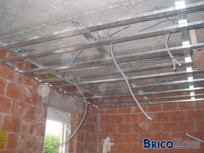 Plafond Autoportant 4m Maison Image Idee Plafond Autoportant Plafond Suspente Plafond