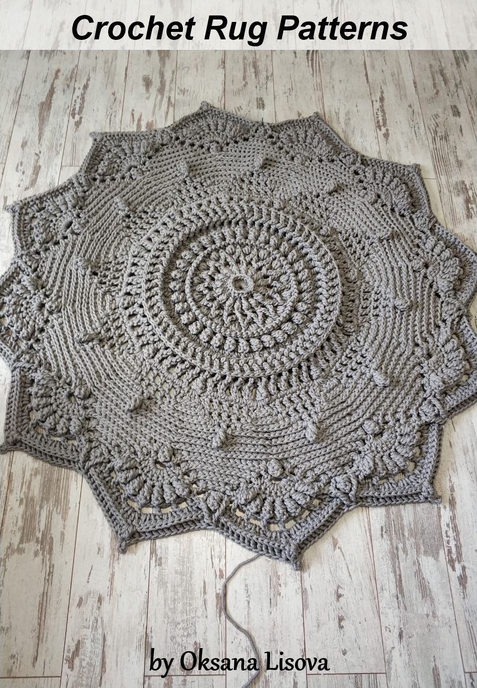 Written Instruction For Video Master Class Crochet Carpet Etsy In 2020 Crochet Carpet Crochet Rug Patterns Crochet Rug