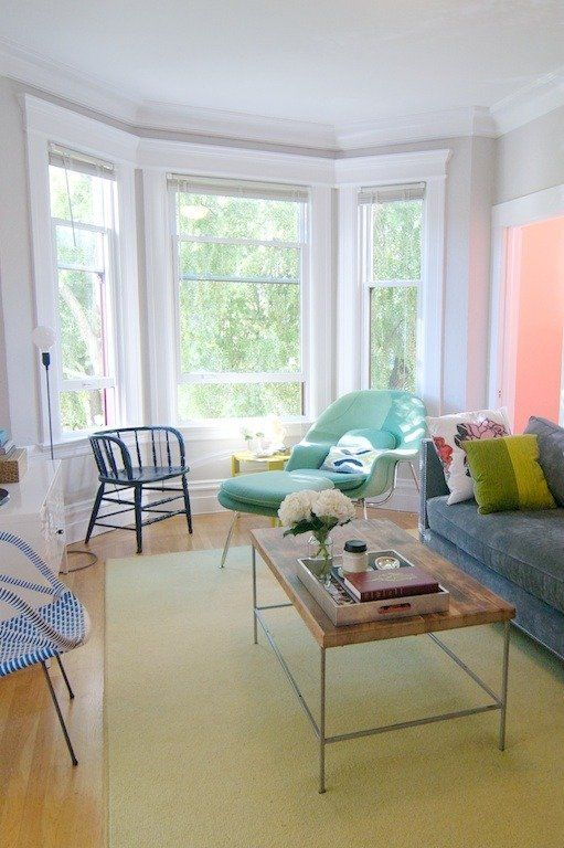 Molly\u0027s Coloring Book Modern Apartment Flats, Window and House tours